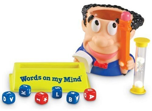 WORDS ON MY MIND GAME