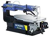 HiKOKI(ハイコーキ) 旧日立工機 卓上糸のこ盤 フトコロ寸法406mm LED作業ライト付 木材50mm切断可 FCW40SA