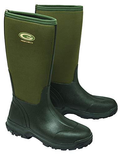Grubs Boots TR-GRB0215 Grubs Stiefel, moosgrün, Größe 6