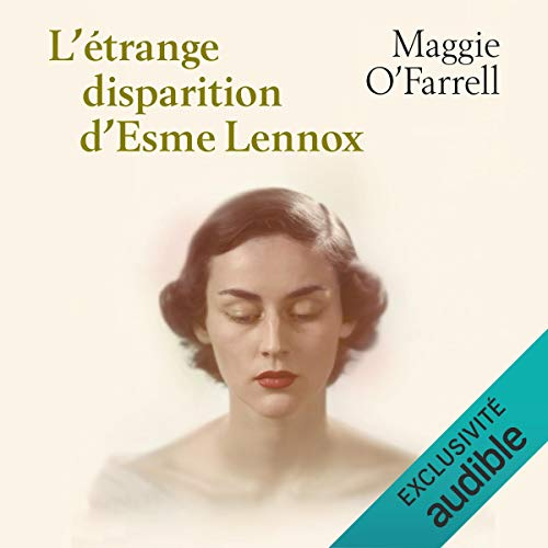 Couverture de L'Etrange disparition d'Esme Lennox