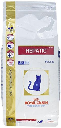 ROYAL CANIN Alimento para Gatos Hepatic HF26-2 kg