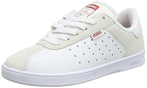 Etnies Etnies Damen The Scam W's Sneaker, Weiß (White), 41 EU