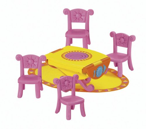 Fisher-Price Dora The Explorer-Dora Magical Welcome House-Dining Raum