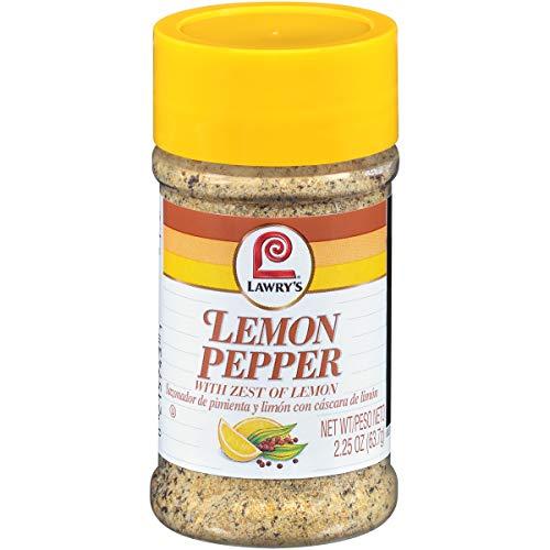 Lawry's Lemon Pepper Blend, 2.25 oz