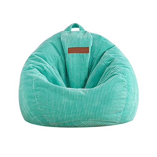 SuoANI Sitzsack Lazy Sofa Soft Cord Sitzsack, Große Lazy Lounger Sitzsack Mit Hoher Rückenlehne Für Erwachsene Und Kinder