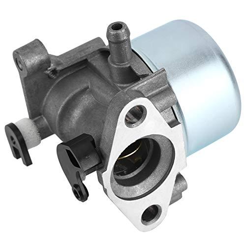 Cikonielf Vergaserset,Vergaser-Baugruppe Luftfilter-Kit Aluminiummaterial Rasenmäherteile für Briggs Stratton 675 190cc 799868