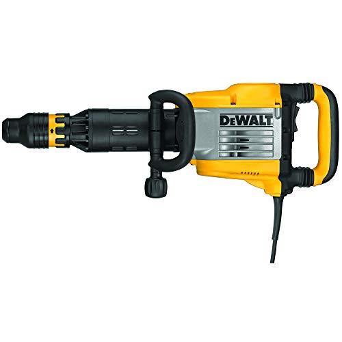 DEWALT D25951K-QS D25951K-QS-Martillo Demoledor 13kg 1600W-24J SDS-MAX AVC y maletín, 1600 W, 230 V