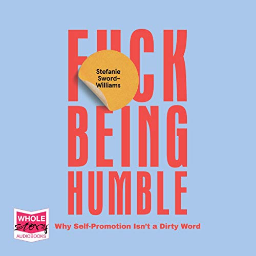 F*ck Being Humble cover art