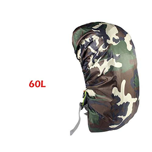 OASIS LAND 35L/60L/80L Camouflage Bag Rain Cover Hiking Camping Backpack Waterproof Cover Anti-Theft Backpack Dustproof Cover-aspictureshowed7-OneSize