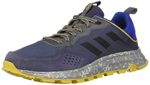 adidas Men's Response Trail Running Shoe Trace Blue/Black/Onix 13 M US