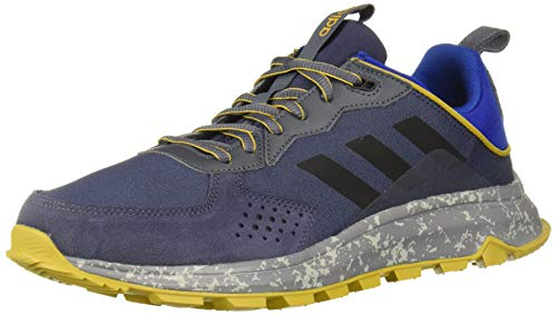 adidas Men's Response Trail Running Shoe Trace Blue/Black/Onix 13 M US
