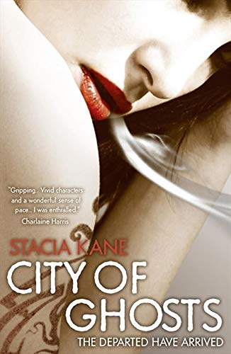 CITY OF GHOSTS: Book 3
