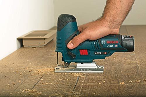 Product Image 8: Bosch JS120N 12V Max Barrel-Grip Jig Saw (Bare Tool)