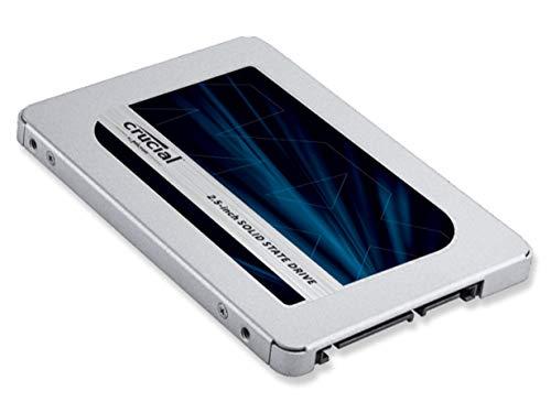 Crucial 3D NAND TLC SATA 2.5inch SSD MX500シリーズ 500GB CT500MX500SSD1JP