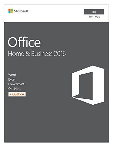 Microsoft Office 2016 MAC Home & Business