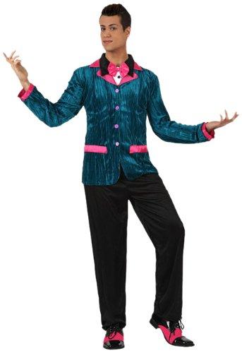 Atosa 10357 -  Disfraz Chico  Años 50 para adultos, Talla 2