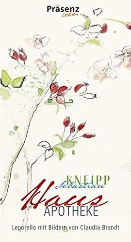 Hausapotheke: Leporello mit Bildern von Claudia Brandt, Texte von Sebastian Kneipp