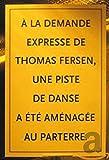 Thomas Fersen : Bonne fête Hyacinthe