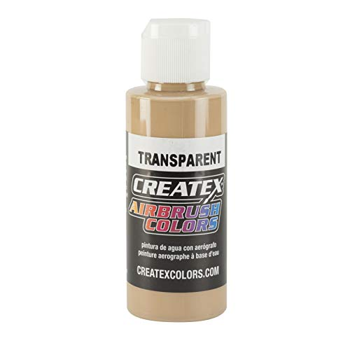 Createx 60 ml Farbe transparent Airbrush (Sand)