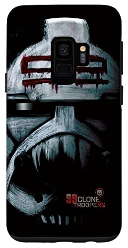 Galaxy S9 Star Wars The Bad Batch Wrecker 99 Clone Troopers Case