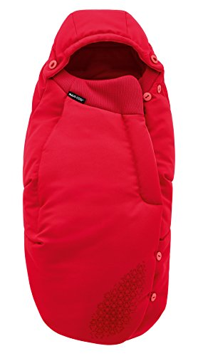 Maxi-Cosi 79209530 Universal-Fußsack, origami red