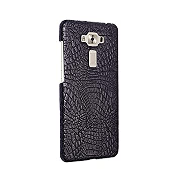 ASUS Zenfone 3 Deluxe 5.5 ZS550KL Case Cellphone case Rugged Shield 360° Protect Your Phone Crocodile Pattern Shell Cover Case for ASUS Zenfone 3 Deluxe 5.5 ZS550KL