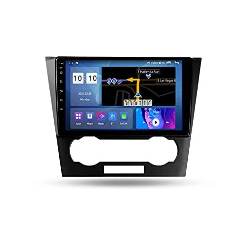 Android 10.0 Car Stereo Double DIN Radio para Chevrolet Epica 1 2006-2012 Navegación GPS Reproductor Multimedia de 9 '' Receptor de Video Bluetooth con 4G / 5G WiFi SWC DSP USB Carplay