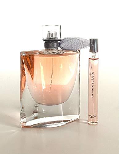 Lancome la vie est Belle Geschenkset 100ml Eau de Parfum und 10ml eau de Parfum