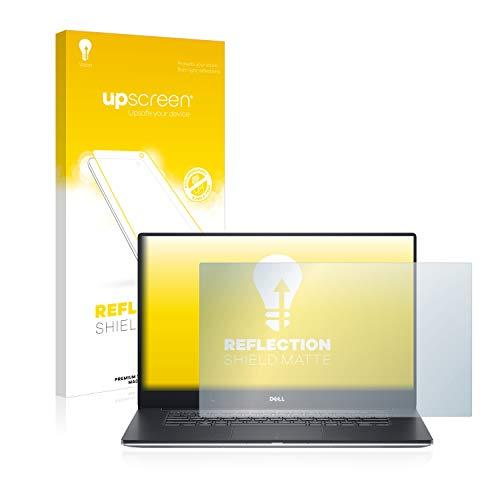 upscreen Entspiegelungs-Schutzfolie kompatibel mit Dell Precision 5520 HD Non-Touch – Anti-Reflex Bildschirmschutz-Folie Matt