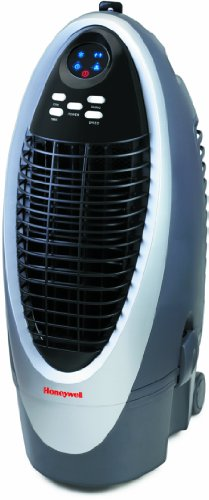 Honeywell CS10XE Enfriador de Aire evaporativo, 100 W, 220 V, Plata