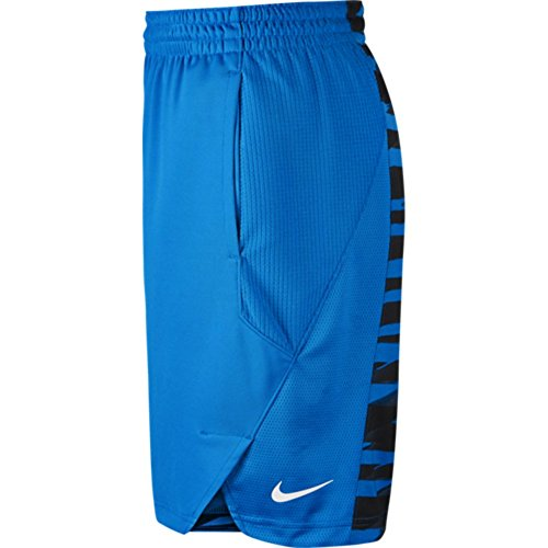 Nike KD Hyperelite Protect Short Herren Shorts der Linie Kevin Durant M Azul (Photo Blue/Photo Blue/Blanco)