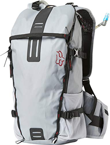 Fox Backpack Utility Hydration Pack Steel Grey (large)