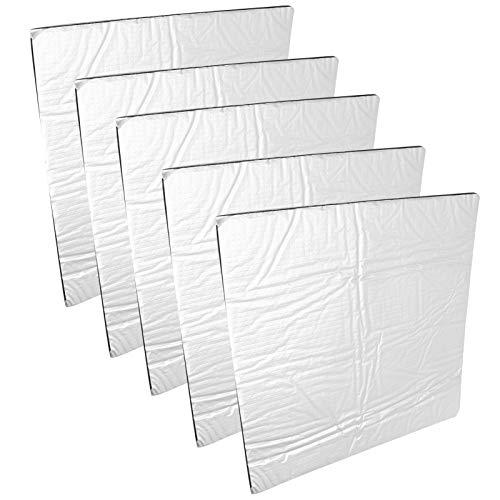 Estera de aislamiento térmico impermeable, Estera de aislamiento térmico de algodón laminado, para el hogar(310 * 310mm)