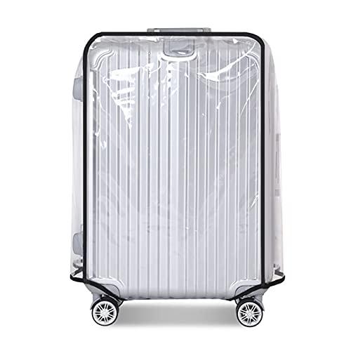 Trasparente Bagaglio Valigia Copertura Protettiva, Bagagli, Trolley Valigia Copertura Protettiva Multifunzione Impermeabile Bagaglio Scudo per Viaggi