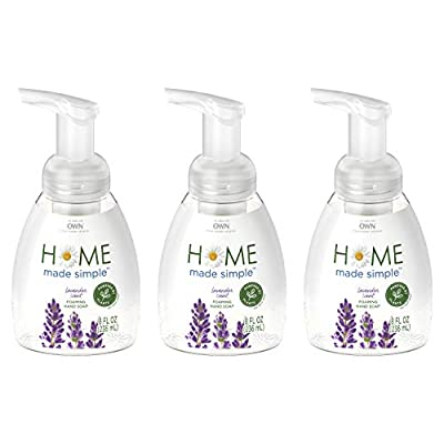 Home Made Simple Foaming Hand Soap