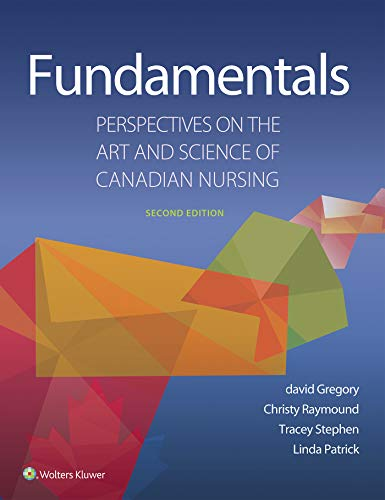 41wHRsVIZHL - Fundamentals: Perspectives on the Art and Science of Canadian Nursing