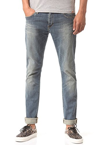 CARHARTT WIP Rebel Colusa - Pantalones vaqueros para hombre