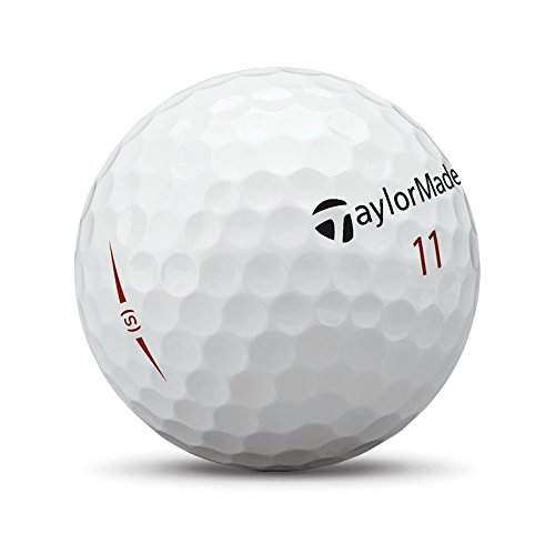 TaylorMade Project (s) Golf Balls, White (One Dozen)