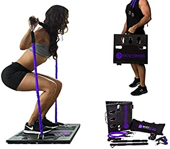 BodyBoss 2.0 Full Portable Home Gym Workout Package