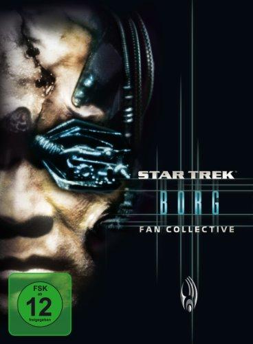 Star Trek - Borg Fan Collective (4 DVDs)