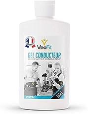 VEOFIT- Geleidende Gel voor Ab Belt, Elektrostimulatoren, EMS TENS Electrodes - Verbetert elektrode contact en beschermt de huid - Made in France