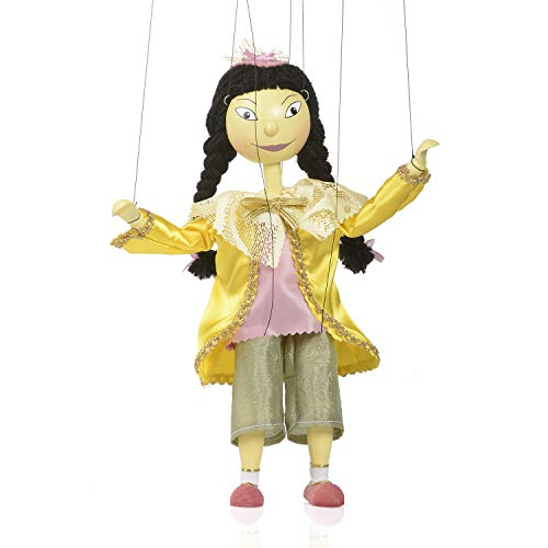Augsburger Puppenkiste Li SI Lisi Marionette aus Jim Knopf