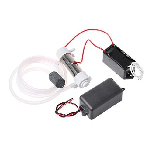 Gjyia AC220V 500 MG Kit Générateur D'ozone Ozone Eau Air Purificateur Purificateur Stérilisateur Désinfecteur Accessoires