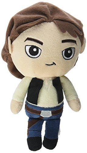 Funko Galactic Plushies: Star Wars - Han Solo Plush,8 inches
