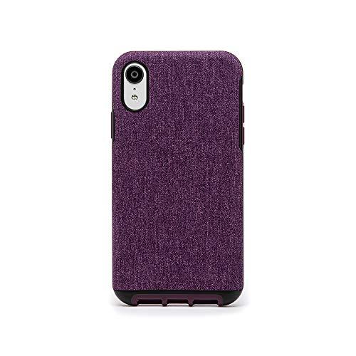 Capa Customic Iphone Xr Impactor Ultra Fabric roxo