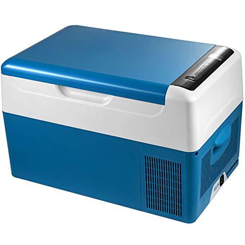 VEVOR Frigorifero Portatile 220V 22L, Congelatore per Frigorifero, Portatile per Auto, Frigorifero Domestico, Frigorifero per Auto SH-C22