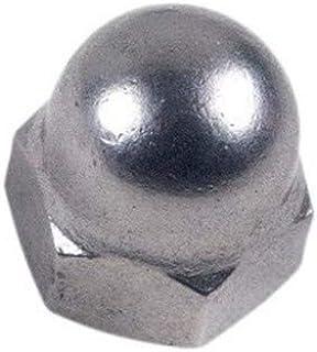 Diamwood DIAMWOOD 02084202B Ecrou hexagonal M42 mm HU Zingu/é Boite de 5 pcs
