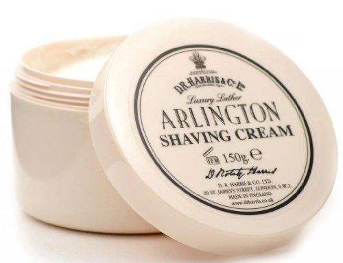 D.R. Harris Arlington Shaving Cream Jar