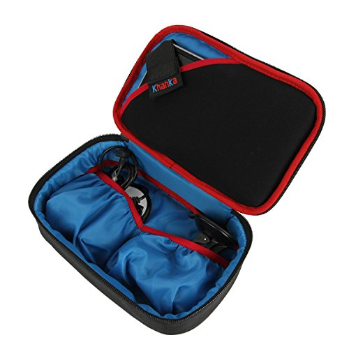 "Khanka Soft Case Replacement for 6-7"" inch Garmin DriveSmart 70 NA LMT GPS Navigator System (Soft)"