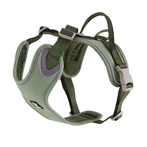 Hurtta Weekend Warrior Eco Hundegeschirr, Hecke, 61 - 81 cm